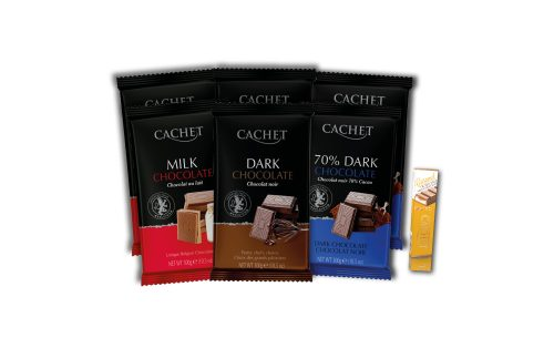 bake it! cachet cooking chocolate 6 -pack Mix