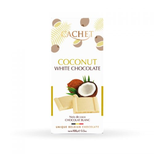 Cachet white with coconut