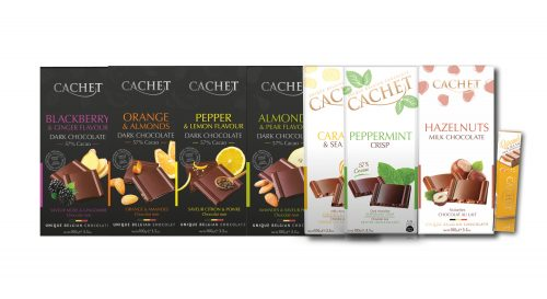 cachet gourmet sampling pack